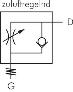 drosselr ckschlagventile standard winkel drosselr ckschlagventil iqs alle gr en. Black Bedroom Furniture Sets. Home Design Ideas
