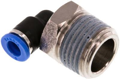 Pneumatik IQS L-Steckverschraubung mit Innensechskant Push-In Standard