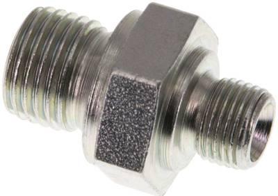 Luft Verschraubung mit Innengewinde PN 25 konisch dichtend Verbinder